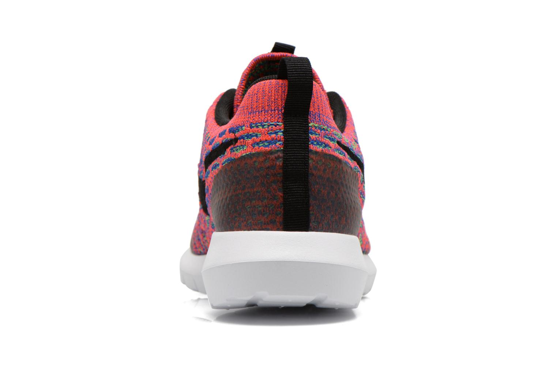 Sneaker Nike Nike Roshe Nm Flyknit Se mehrfarbig ansicht von rechts