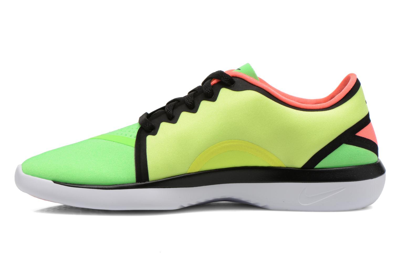 Chaussures de sport Nike Wmns Nike Lunar Sculpt Multicolore vue face