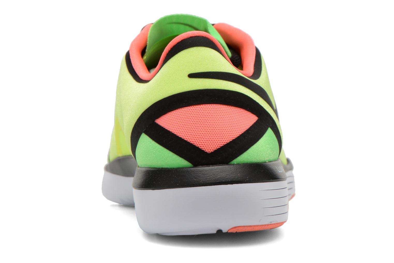 Sportschuhe Nike Wmns Nike Lunar Sculpt mehrfarbig ansicht von rechts