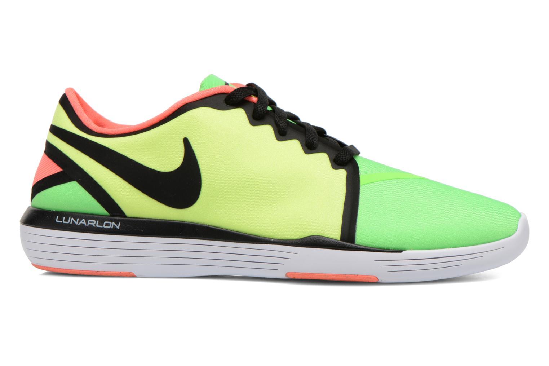 Chaussures de sport Nike Wmns Nike Lunar Sculpt Multicolore vue derrière