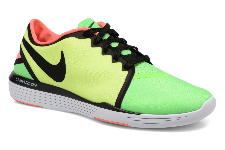 Chaussures de sport Nike Wmns Nike Lunar Sculpt Multicolore vue détail/paire