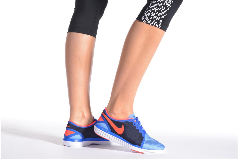 Zapatillas de deporte Nike Wmns Nike Lunar Sculpt Naranja vista de abajo