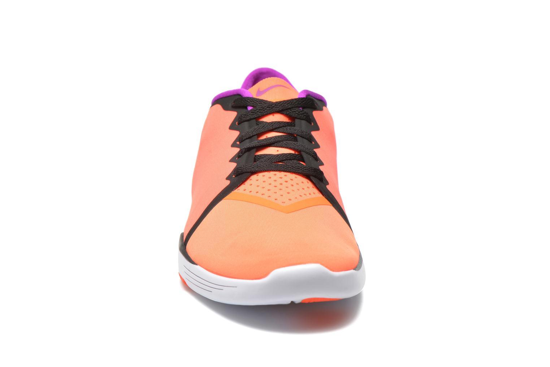 Zapatillas de deporte Nike Wmns Nike Lunar Sculpt Naranja vista del modelo