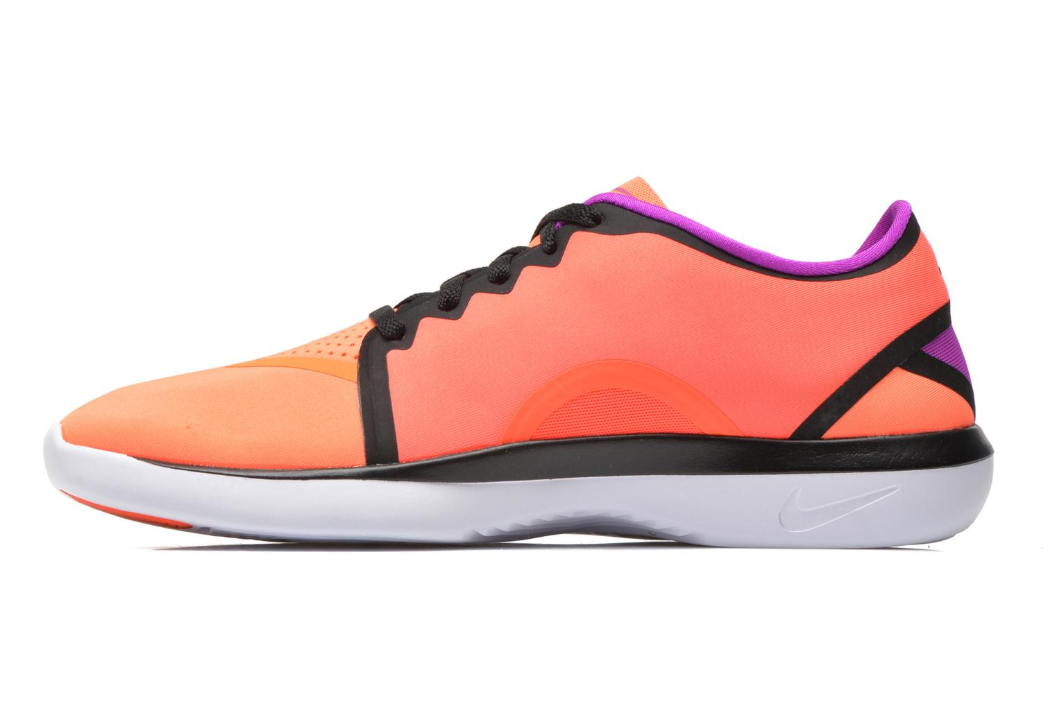 Chaussures de sport Nike Wmns Nike Lunar Sculpt Orange vue face