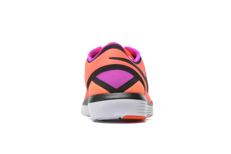 Zapatillas de deporte Nike Wmns Nike Lunar Sculpt Naranja vista lateral derecha