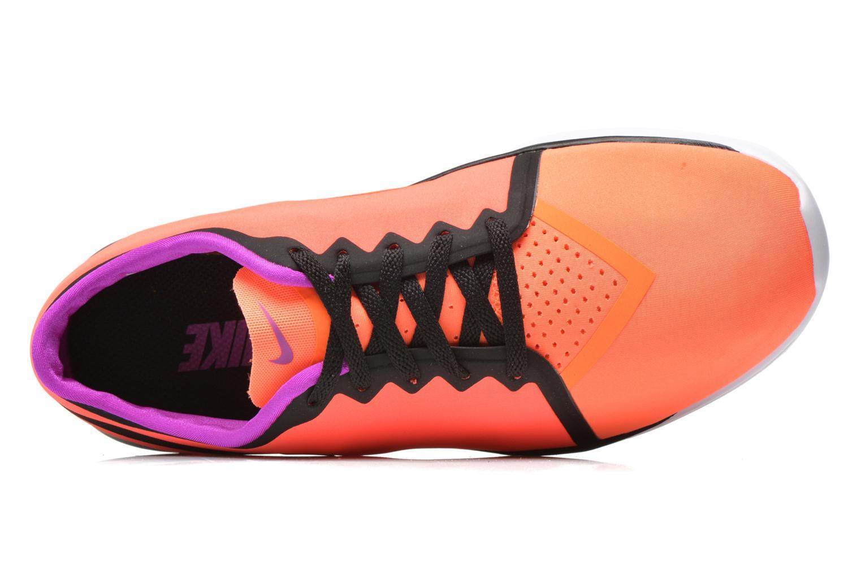 Zapatillas de deporte Nike Wmns Nike Lunar Sculpt Naranja vista lateral izquierda
