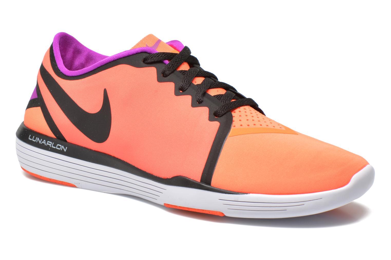 Zapatillas de deporte Nike Wmns Nike Lunar Sculpt Naranja vista de detalle / par