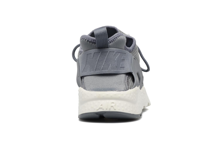Baskets Nike W Air Huarache Run Ultra Gris vue droite