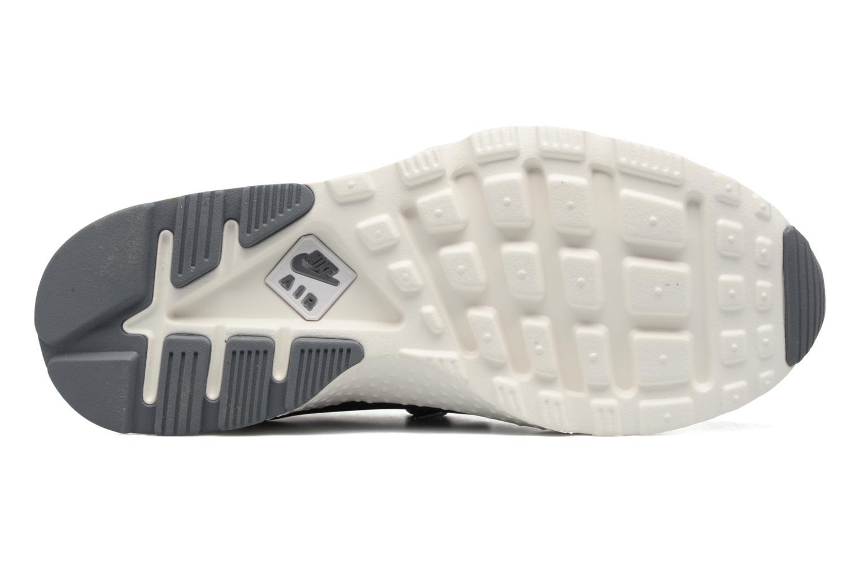 Baskets Nike W Air Huarache Run Ultra Gris vue haut