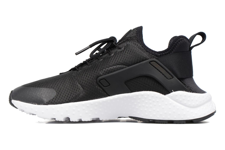 Sneaker Nike W Air Huarache Run Ultra schwarz ansicht von vorne