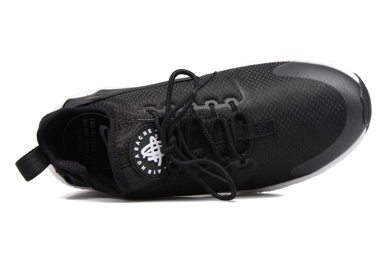 Sneaker Nike W Air Huarache Run Ultra schwarz ansicht von links