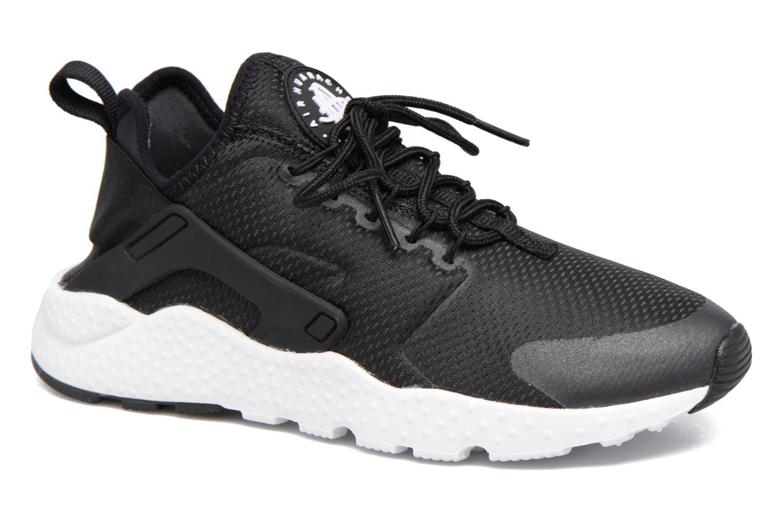 Trainers Nike W Air Huarache Run Ultra Black detailed view/ Pair view