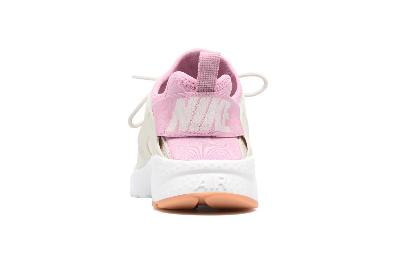 Baskets Nike W Air Huarache Run Ultra Blanc vue droite