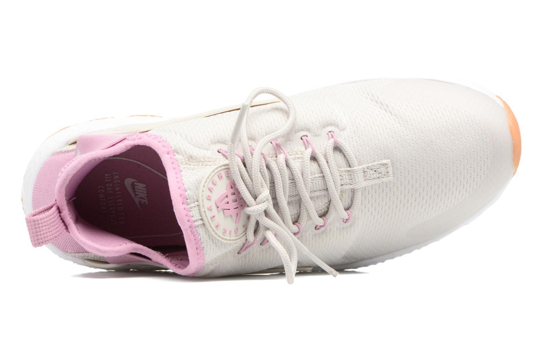 Baskets Nike W Air Huarache Run Ultra Blanc vue gauche