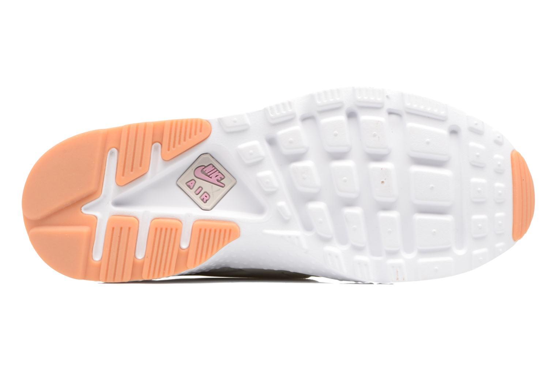 Baskets Nike W Air Huarache Run Ultra Blanc vue haut
