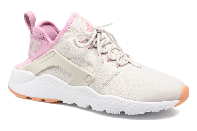 Baskets Nike W Air Huarache Run Ultra Blanc vue détail/paire