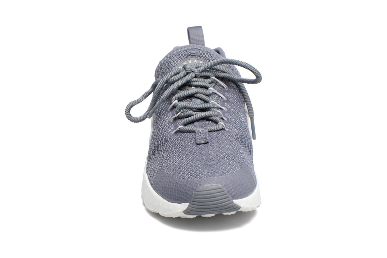 Sneaker Nike W Air Huarache Run Ultra blau schuhe getragen