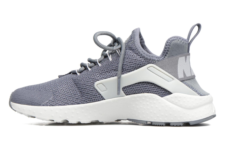 Sneakers Nike W Air Huarache Run Ultra Blauw voorkant