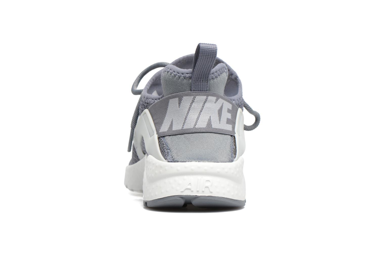 Baskets Nike W Air Huarache Run Ultra Bleu vue droite
