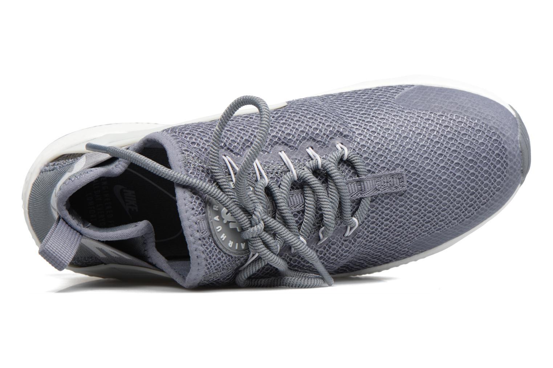 Deportivas Nike W Air Huarache Run Ultra Azul vista lateral izquierda