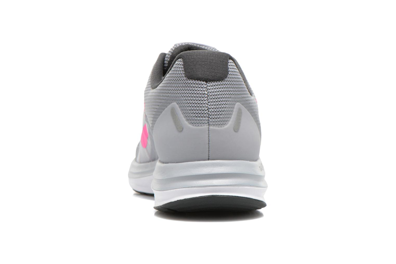 Chaussures de sport Nike Wmns Nike Dual Fusion X 2 Gris vue droite