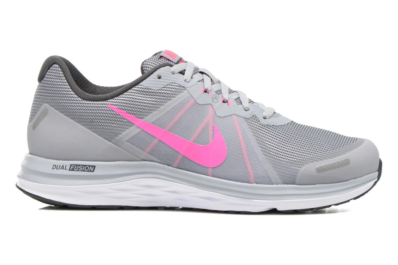 Sportschoenen Nike Wmns Nike Dual Fusion X 2 Grijs achterkant