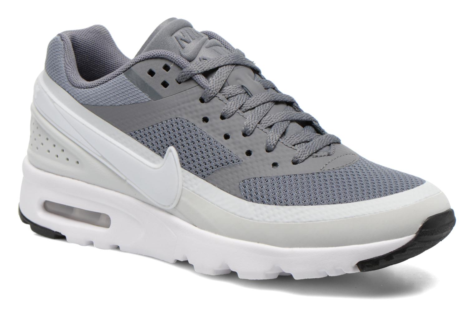 Baskets Nike W Air Max Bw Ultra Gris vue détail/paire