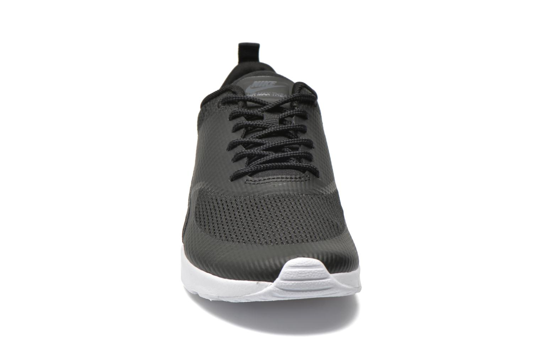 Trainers Nike W Nike Air Max Thea Txt Black model view