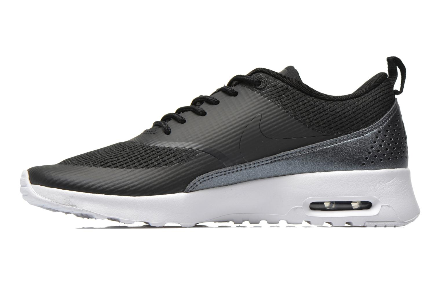 Trainers Nike W Nike Air Max Thea Txt Black front view