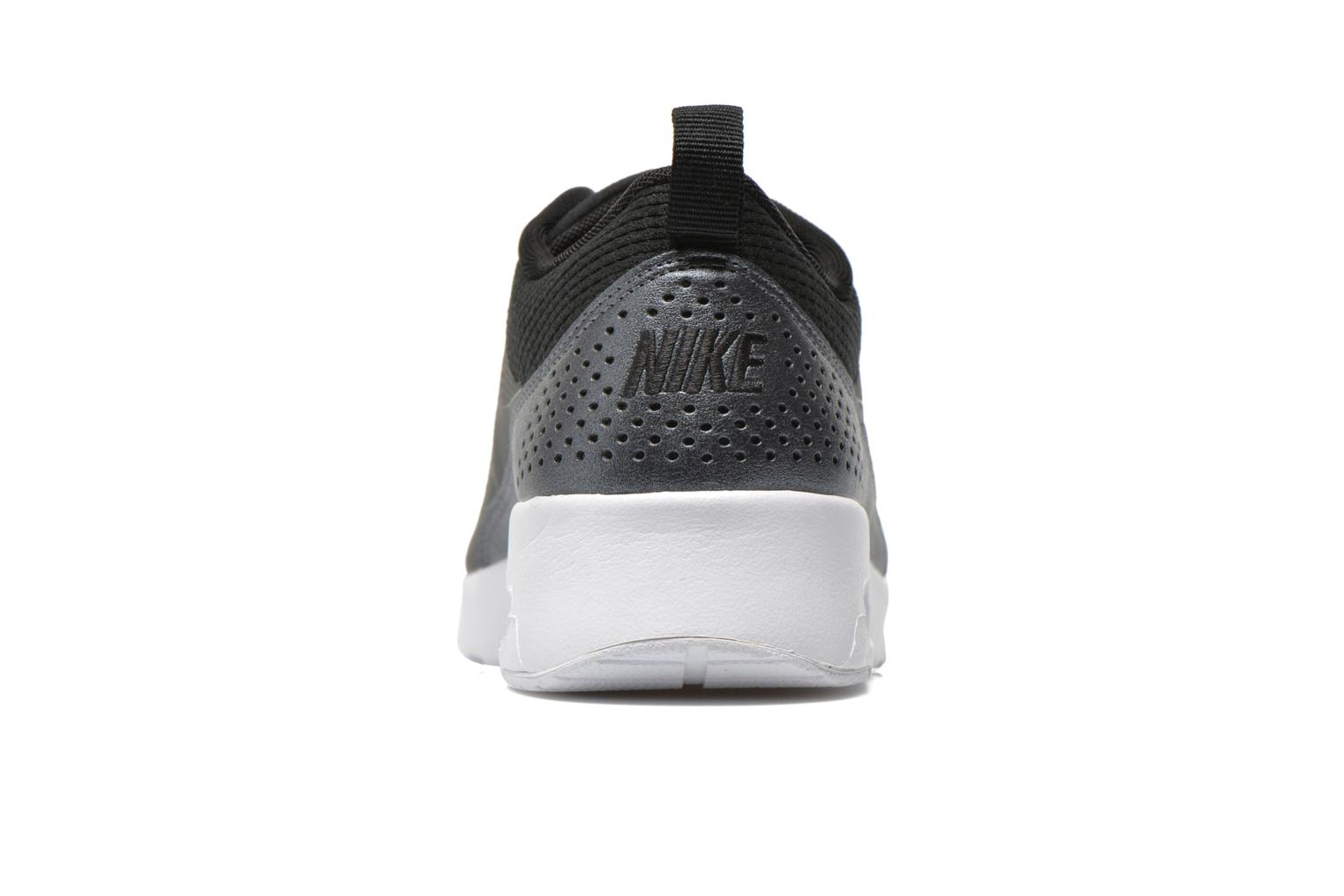 Trainers Nike W Nike Air Max Thea Txt Black view from the right