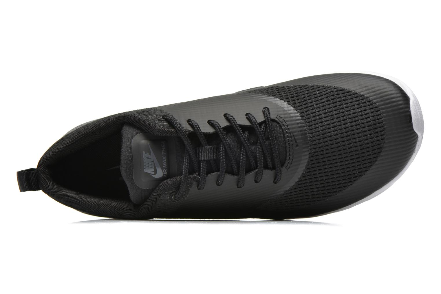Trainers Nike W Nike Air Max Thea Txt Black view from the left