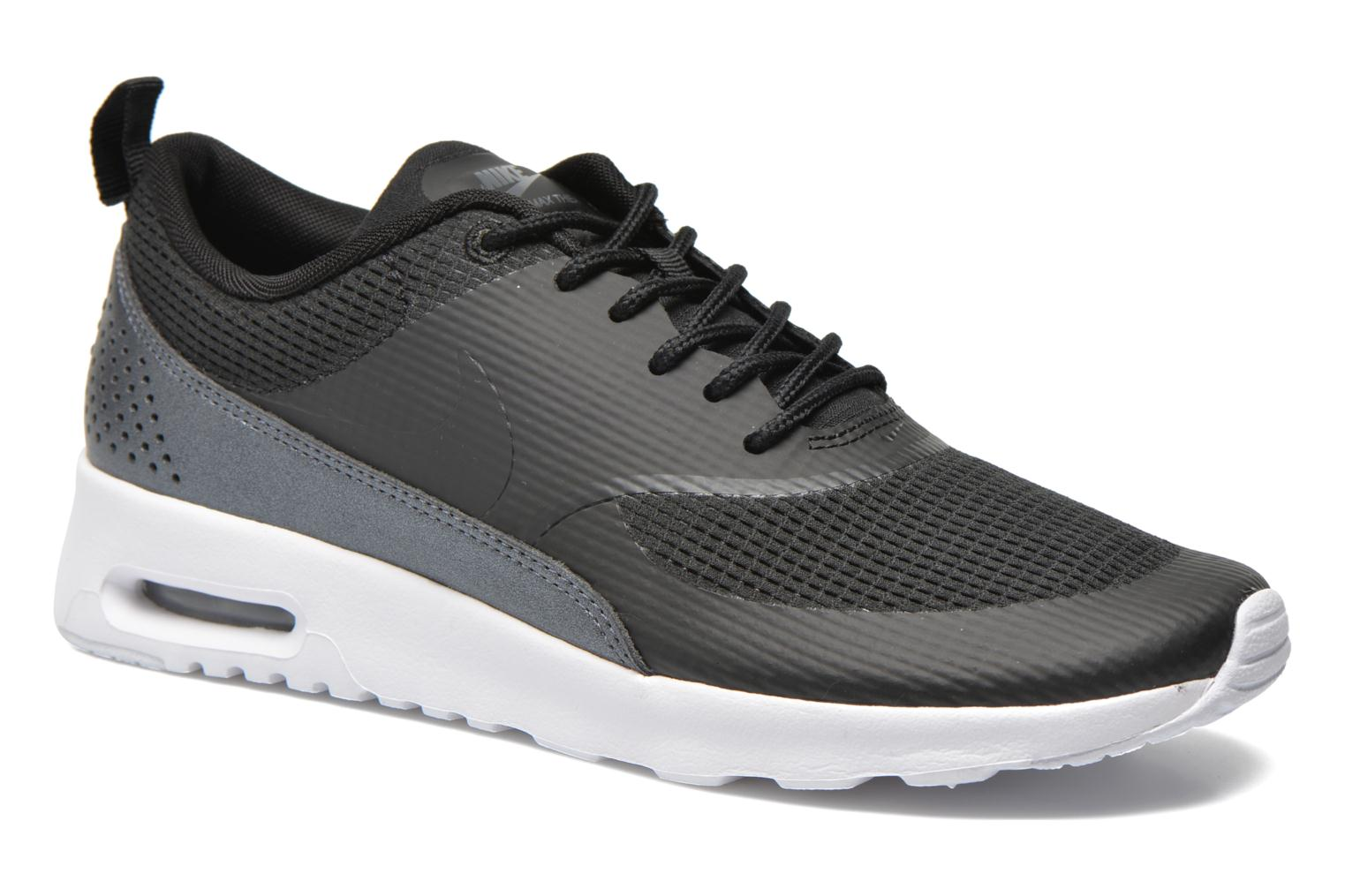 Trainers Nike W Nike Air Max Thea Txt Black detailed view/ Pair view