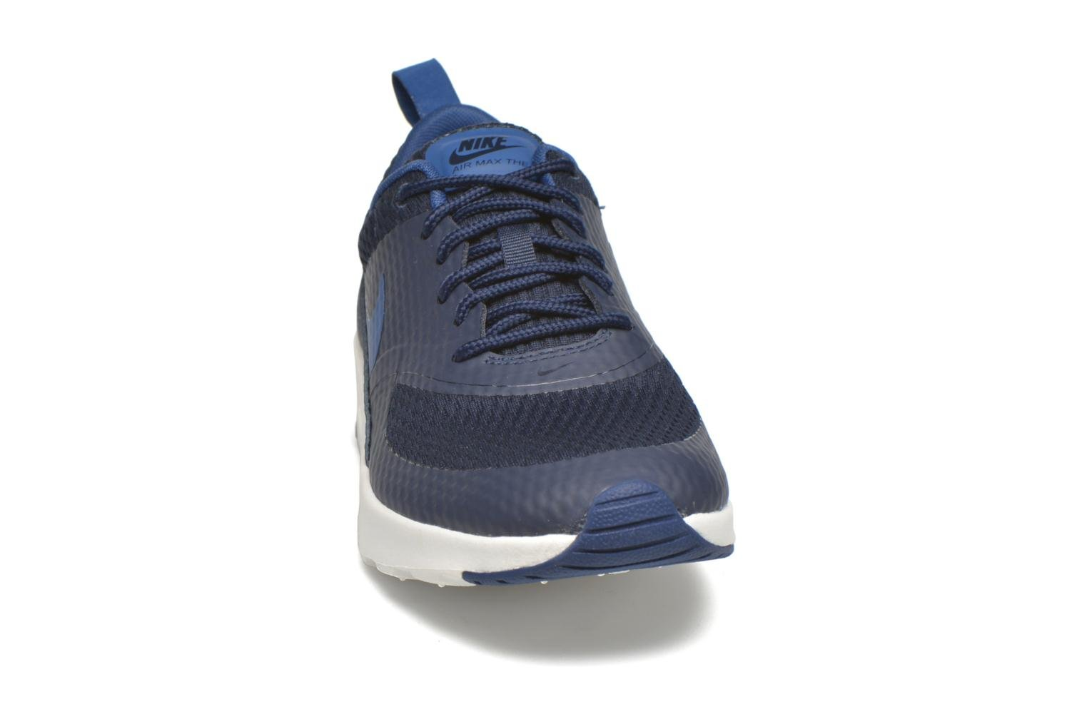 Trainers Nike W Nike Air Max Thea Txt Blue model view