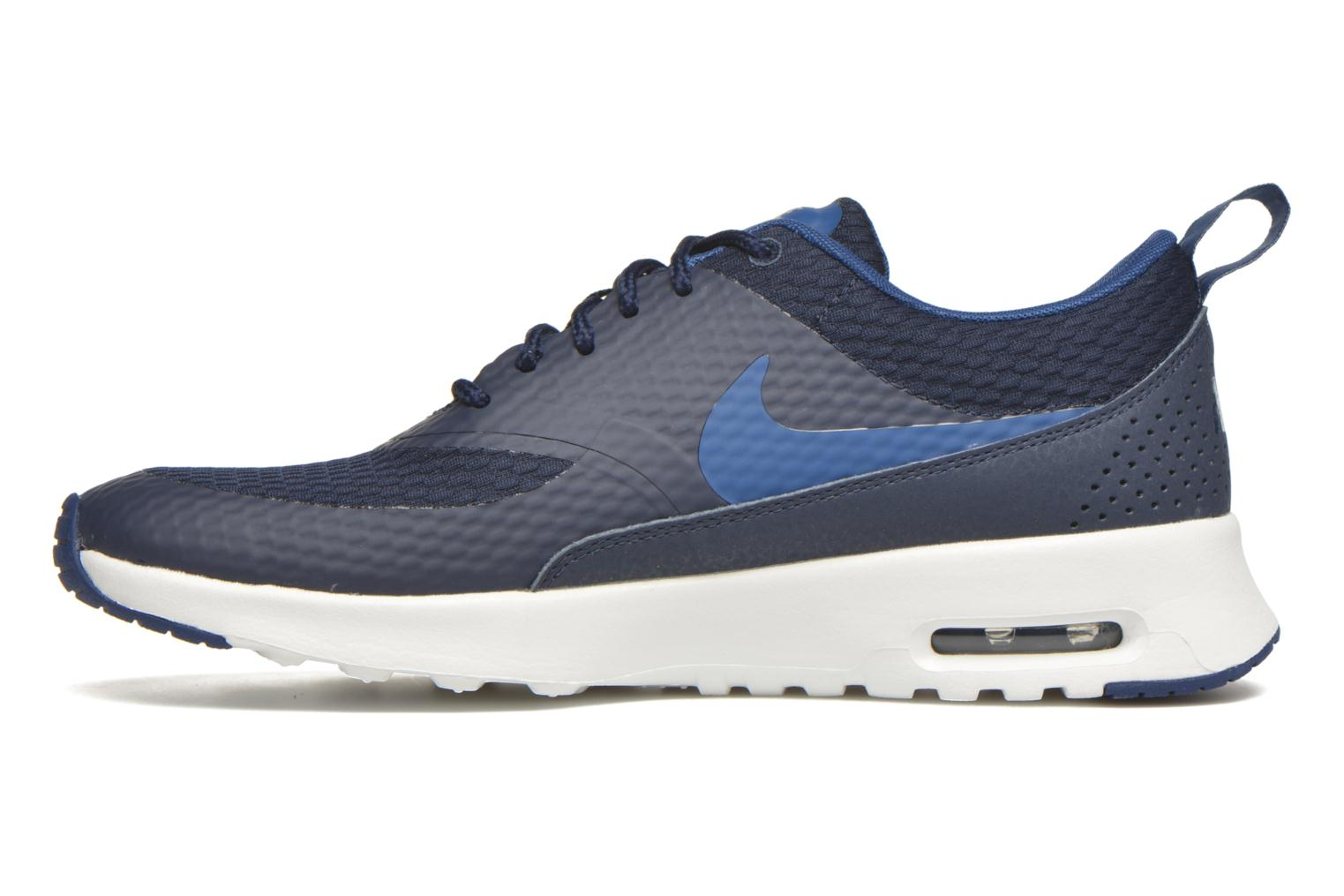 Trainers Nike W Nike Air Max Thea Txt Blue front view