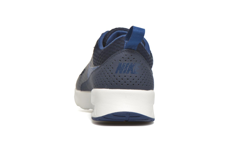 Sneaker Nike W Nike Air Max Thea Txt blau ansicht von rechts