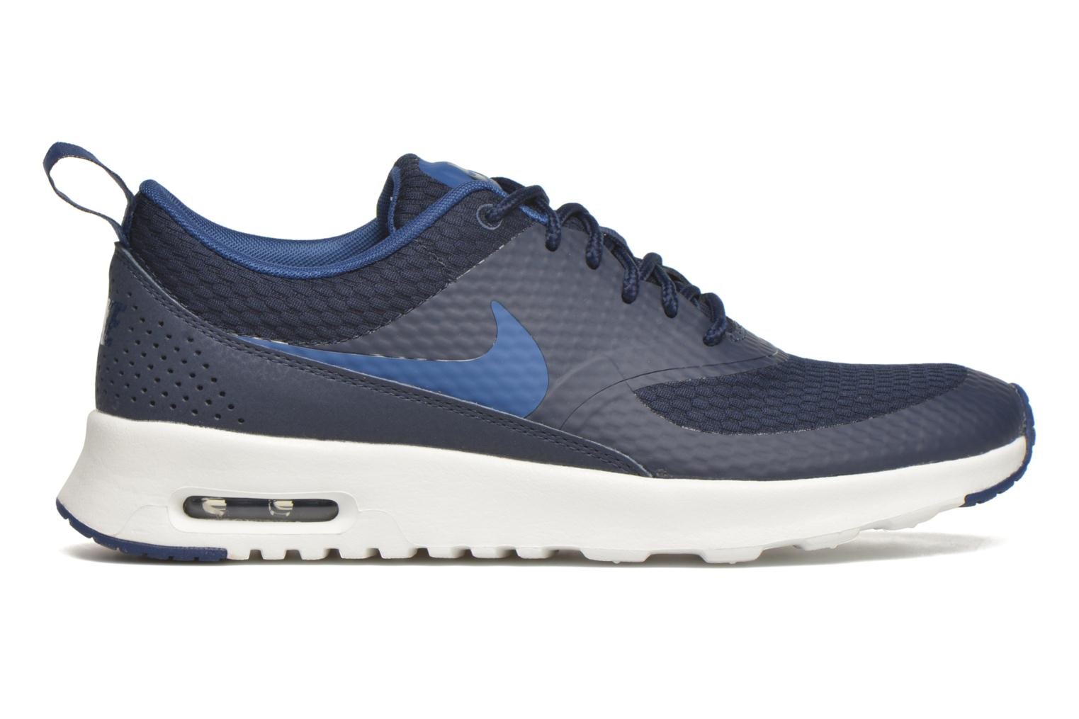 Trainers Nike W Nike Air Max Thea Txt Blue back view