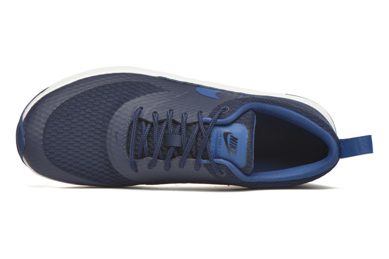 Sneaker Nike W Nike Air Max Thea Txt blau ansicht von links