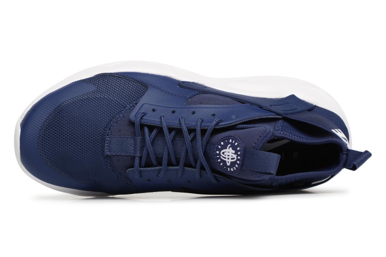 Sneakers Nike Nike Air Huarache Run Ultra Blå bild från vänster sidan