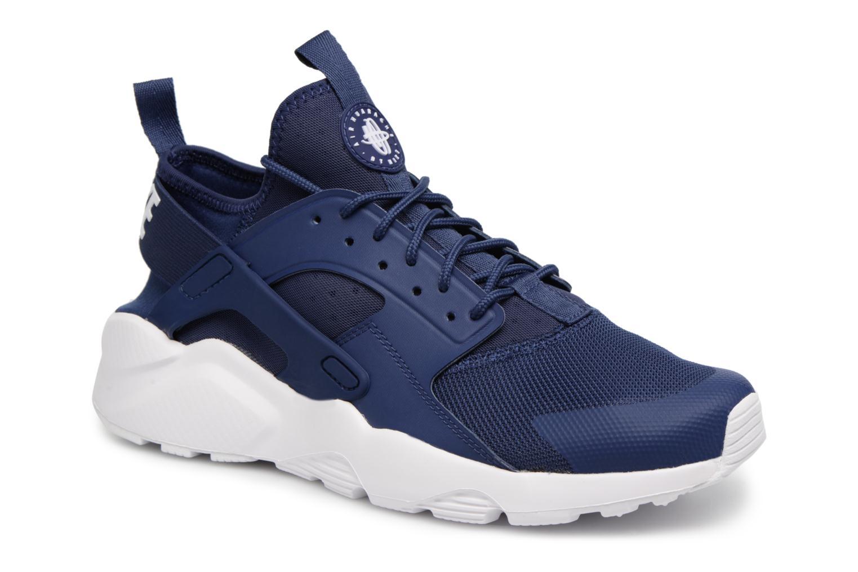 Baskets Nike Nike Air Huarache Run Ultra Bleu vue détail/paire
