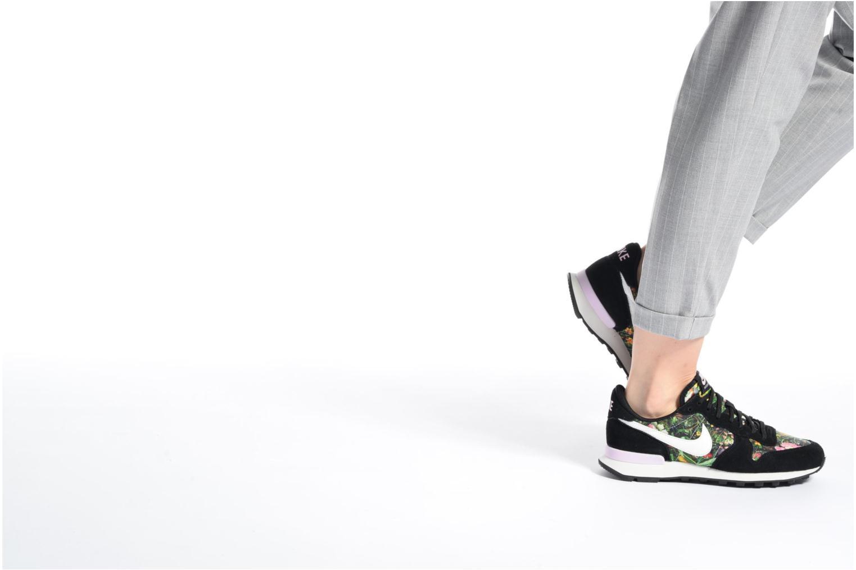 Palomino/Midnight Navy-Hyper Violet Nike W Internationalist Prm (Marron)