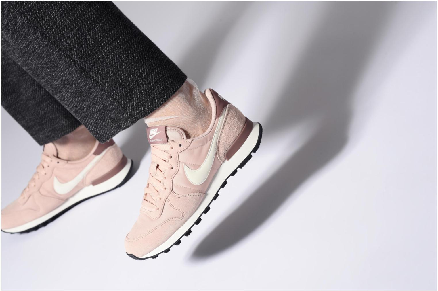 Sneakers Nike Wmns Internationalist Grijs onder