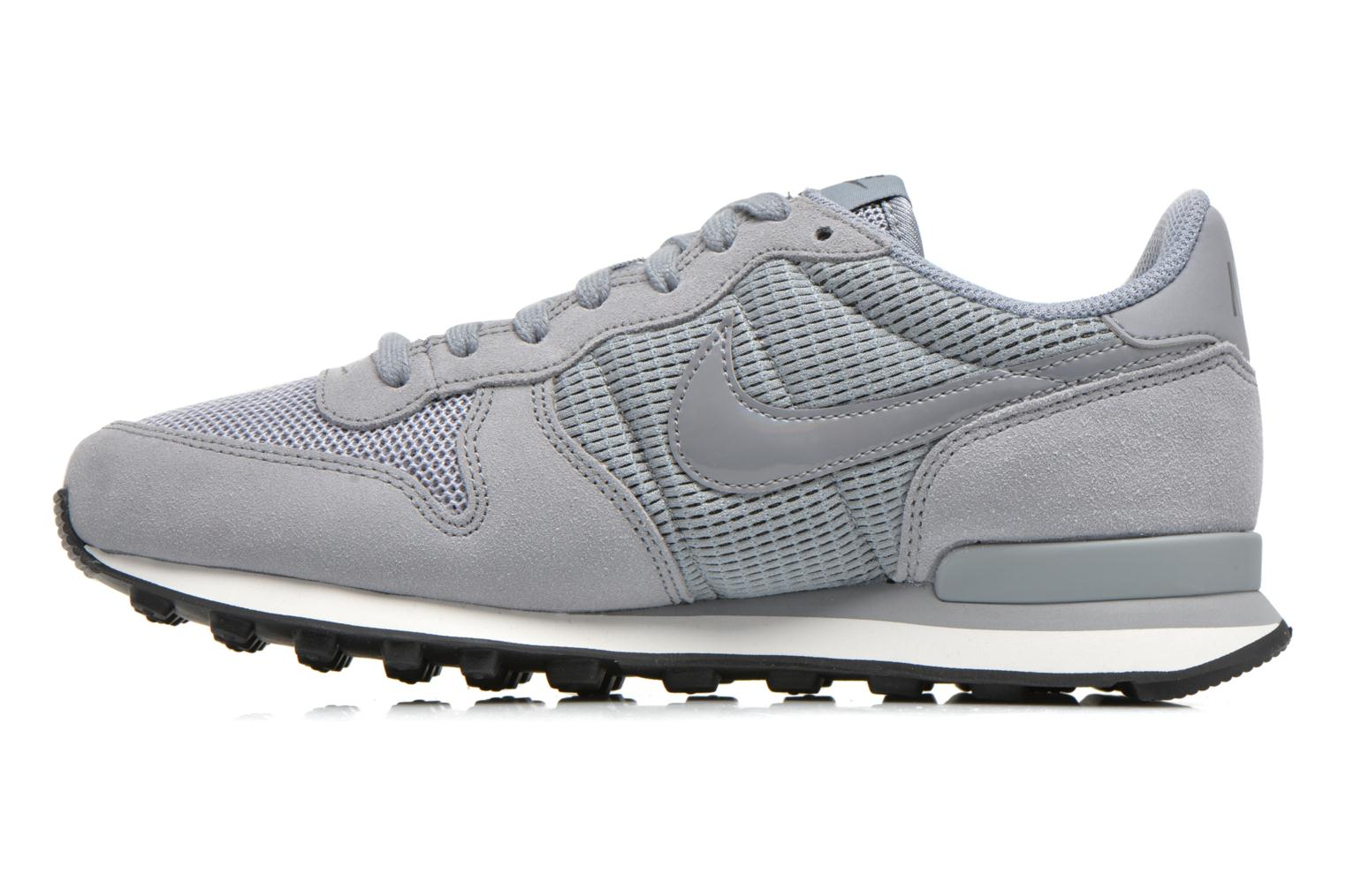 Sneakers Nike Wmns Internationalist Grijs voorkant