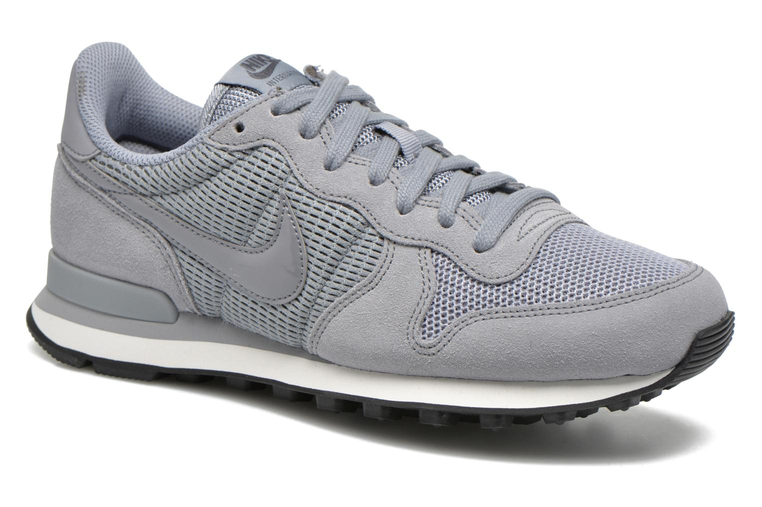 Sneakers Nike Wmns Internationalist Grijs detail