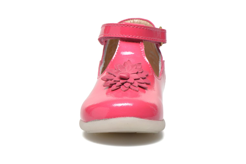 Bottines d'été Mod8 Lara Rose vue portées chaussures