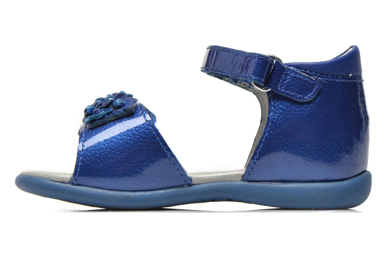 Sandales et nu-pieds Mod8 Gramy Bleu vue face