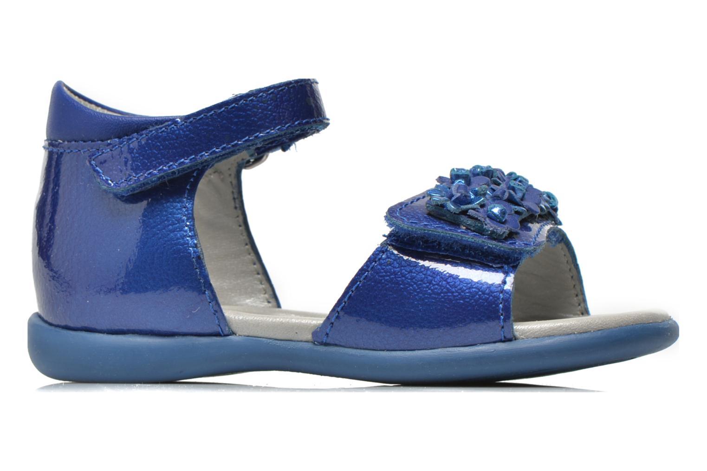 Sandales et nu-pieds Mod8 Gramy Bleu vue derrière