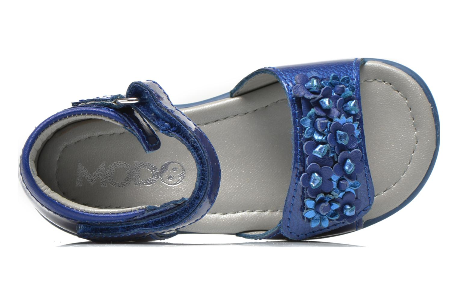 Sandals Mod8 Gramy Blue view from the left