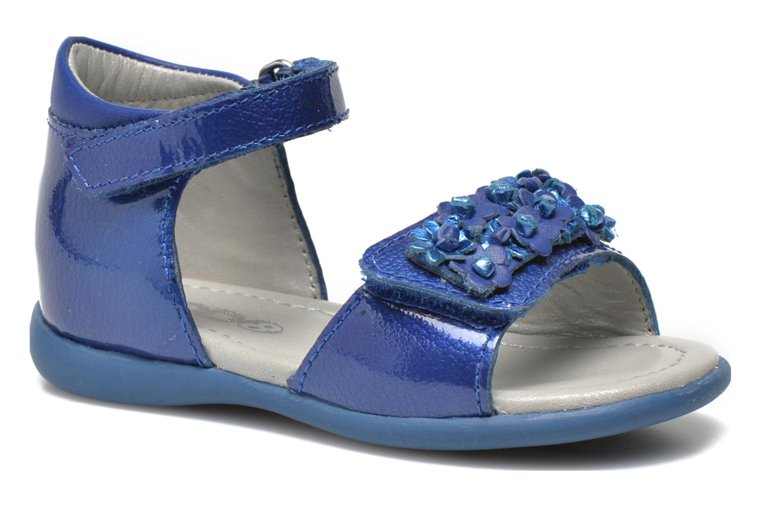 Sandals Mod8 Gramy Blue detailed view/ Pair view