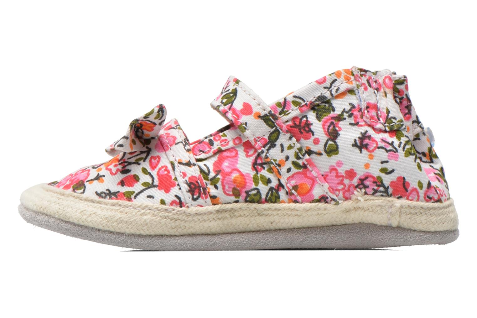 Slippers Robeez Blossom Multicolor front view