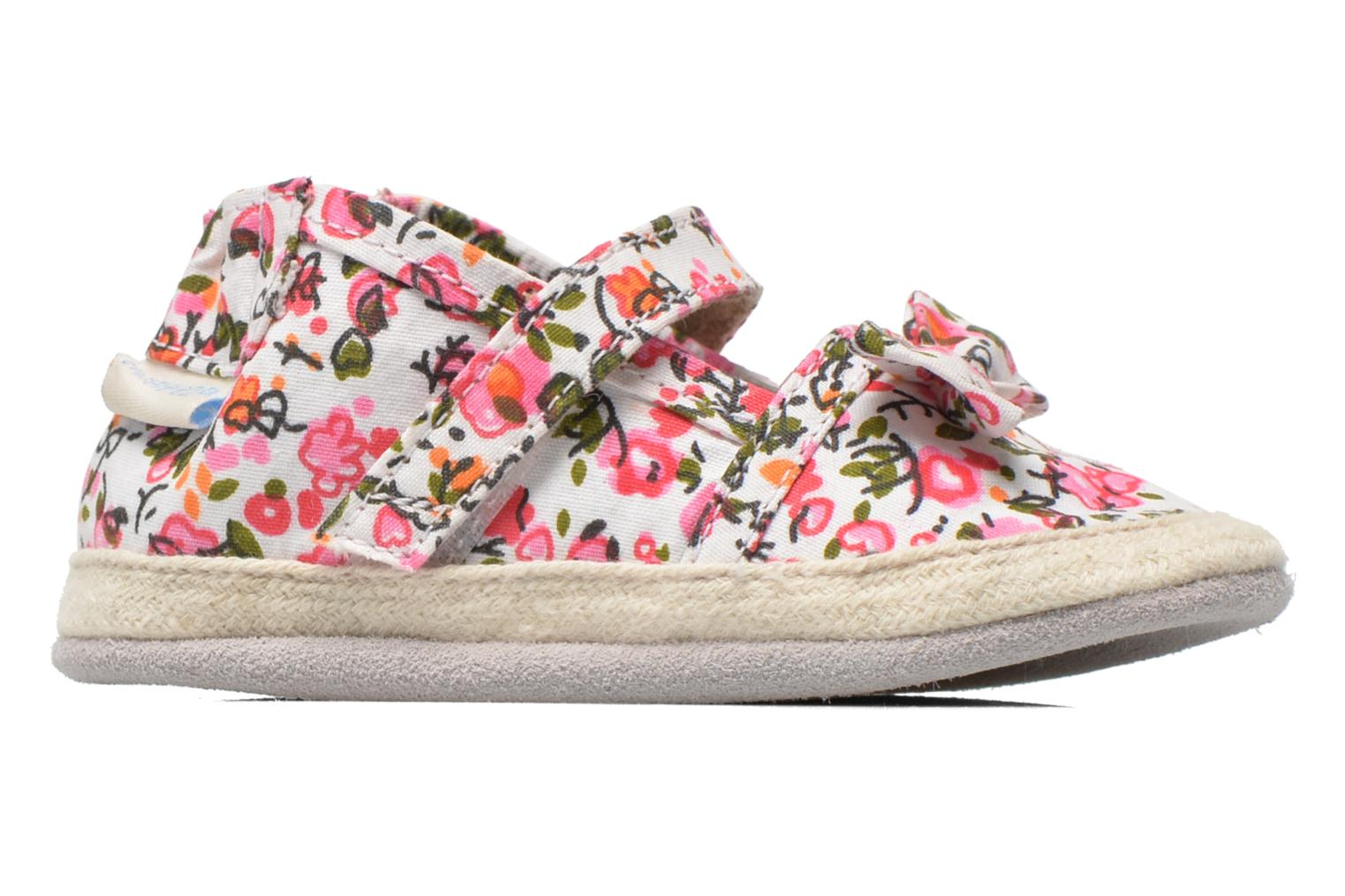 Slippers Robeez Blossom Multicolor back view